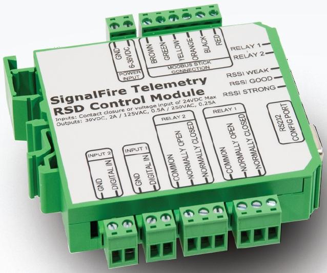 SignalFire Remote Shutdown Module