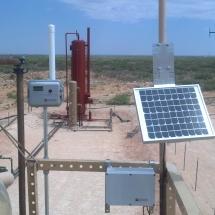 Signal Fire C1D1 Solar Panel