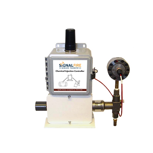 Signal Fire Chemical Injection Controller