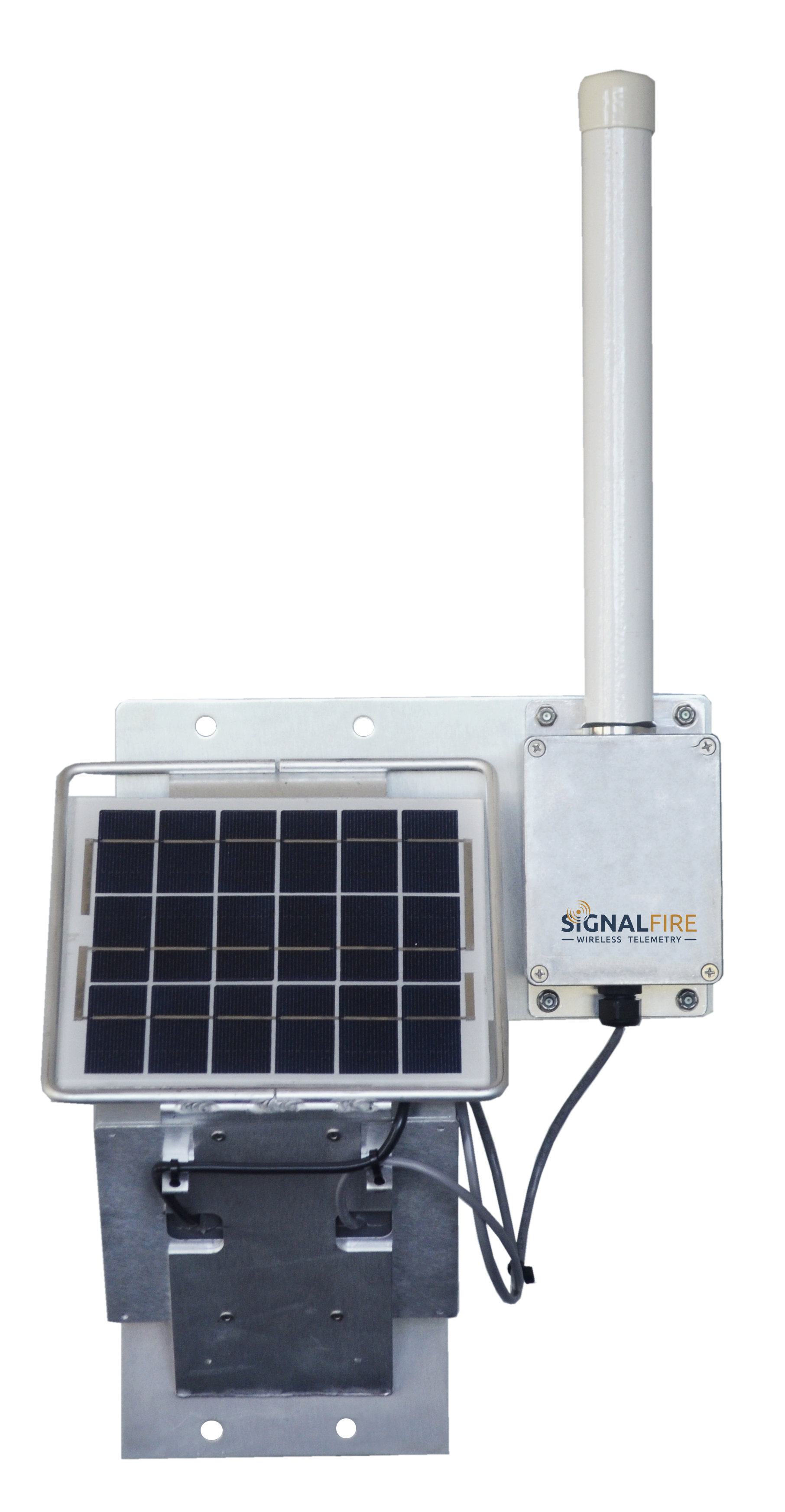 Repeater Node Extends Signalfire Wireless Network
