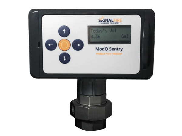 SignalFire Introduces the C1D2 Non-Incendive Modbus Flow Totalizer for Local and Remote Readout of Turbine Meters